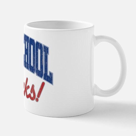 PRESCHOOL ROCKS! Mug