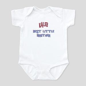 Kaleb - Best Little Brother Infant Bodysuit
