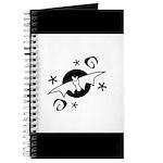 Halloween Bats Journal