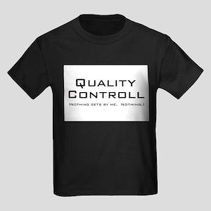 Q Controll Kids Dark T-Shirt