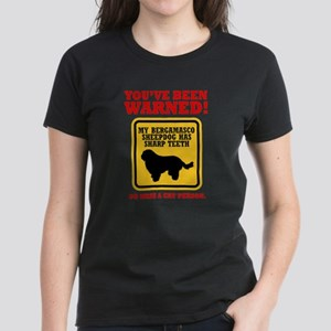 Bergamasco Sheepdog Women's Dark T-Shirt