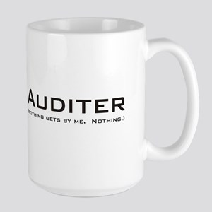 Auditer Large Mug