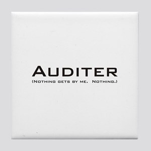 Auditer Tile Coaster
