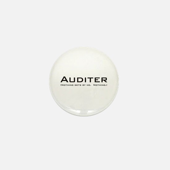 Auditer Mini Button