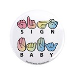 Captioned SIGN BABY SQ 3.5