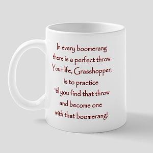 Perfect Throw Mug