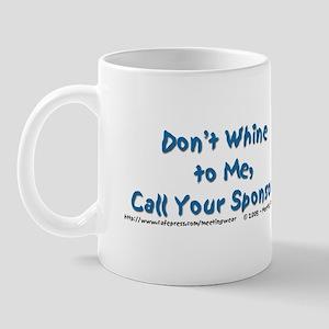 Recovery Wear Mug