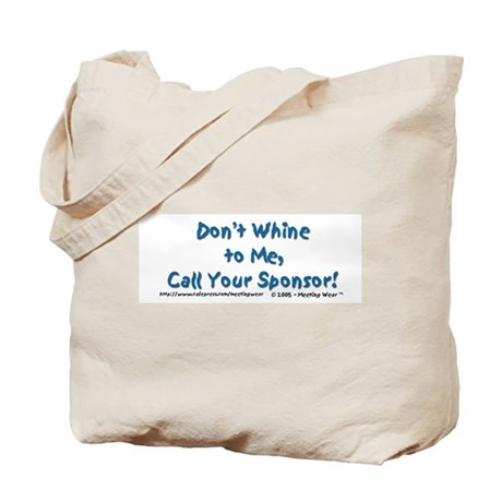 Recovery Wear Tote Bag