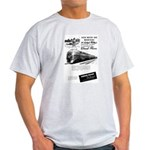 Lehigh Valley Railroad Light T-Shirt