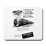 Lehigh Valley Railroad Mousepad
