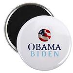 """Obama / Biden 2.25"""" Magnet (10 pack)"""
