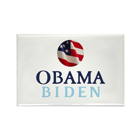 Obama / Biden Rectangle Magnet (10 pack)