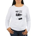 Lehigh Valley Railroad Women's Long Sleeve T-Shirt