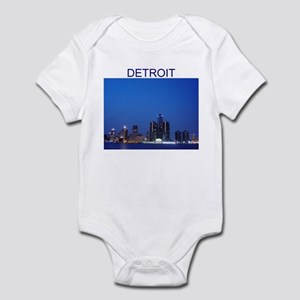 detroit Infant Bodysuit