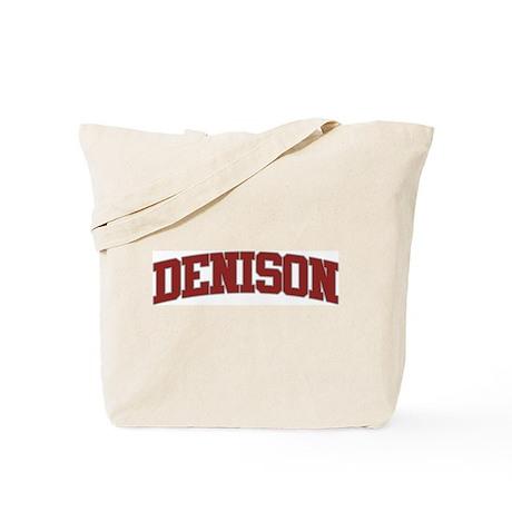DENISON Design Tote Bag