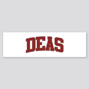 DEAS Design Bumper Sticker