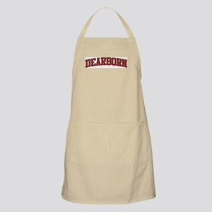 DEARBORN Design BBQ Apron