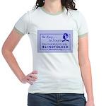 `Easy-Simple` Jr. Ringer T-Shirt