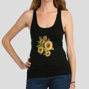 sunflower_t-shirt Tank Top