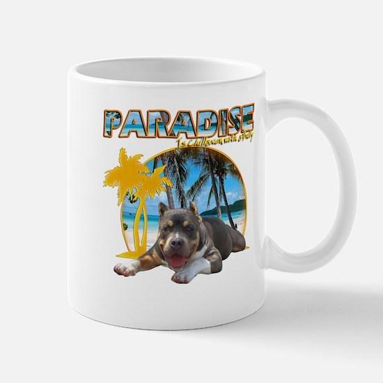 Bully Paradise Mug