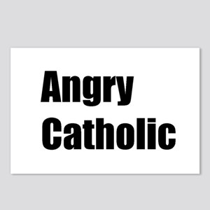 TheAngryCatholic Postcards (Package of 8)
