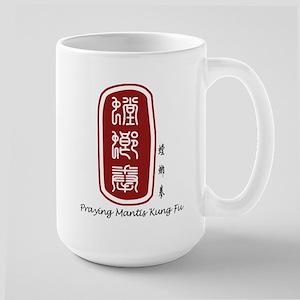 Praying Mantis Large Mug