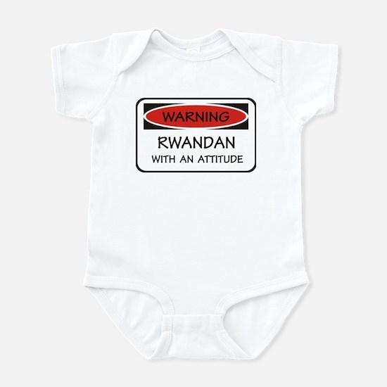 Attitude Rwandan Infant Bodysuit