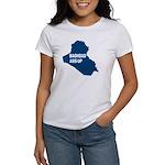 Baghdad Ass Up Women's T-Shirt