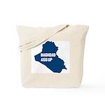 Baghdad Ass Up Tote Bag