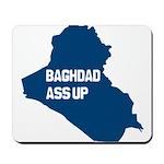 Baghdad Ass Up Mousepad