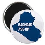 Baghdad Ass Up Magnet