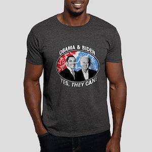 Obama/Biden 2008 Dark T-Shirt