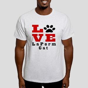 Love laperm Cat Light T-Shirt