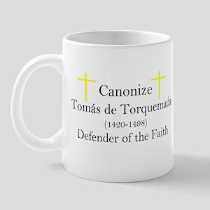 TheAngryCatholic - de Torquemada - Mug