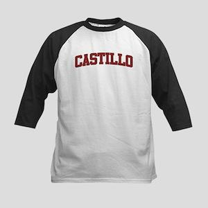 CASTILLO Design Kids Baseball Jersey