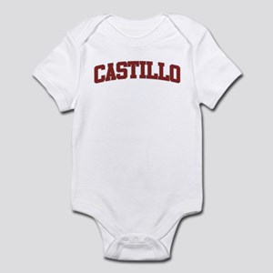 CASTILLO Design Infant Bodysuit