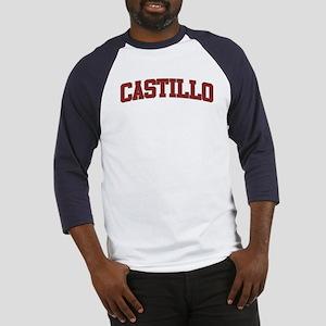 CASTILLO Design Baseball Jersey