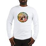 XmasMusic2MC/Basset Hound Long Sleeve T-Shirt