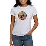 XmasMusic2MC/Basset Hound Women's T-Shirt