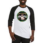 XmasMusic2MC/ Pug 11 Baseball Jersey