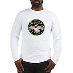 XmasMusic2MC/ Pug 11 Long Sleeve T-Shirt
