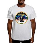 XmasSunrise/ Skye Terrier Light T-Shirt