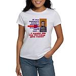 Afford to Fill Gas Tank Women's T-Shirt