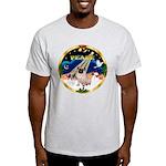XmasSunrise/Pug Light T-Shirt
