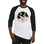 Night Flight/ Pug Baseball Jersey