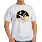 Night Flight/ Pug Light T-Shirt