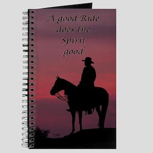 A good ride - Journal