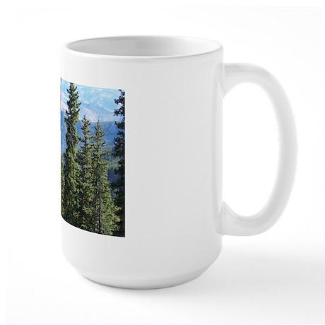 Squaw Pass Large Coffee Mug