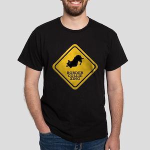 Border Collie Dark T-Shirt