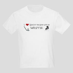 westie Kids Light T-Shirt